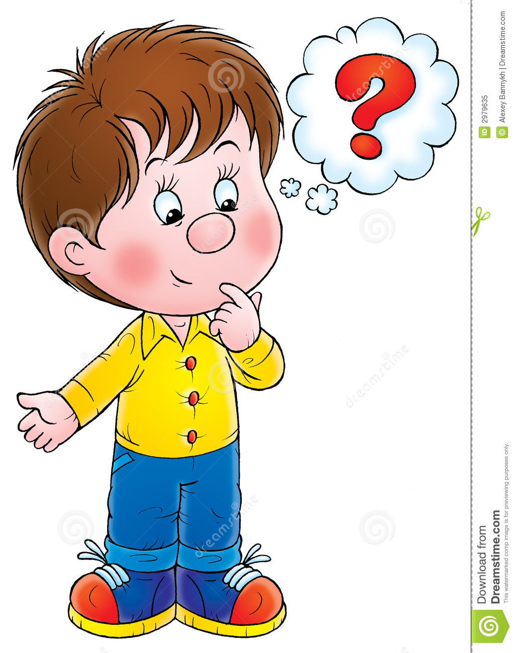 Question And Answer Cartoon | Free download on ClipArtMag