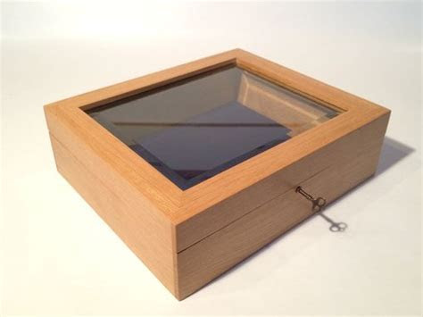Handmade Custom Wooden Display Boxes by Wood Designs by