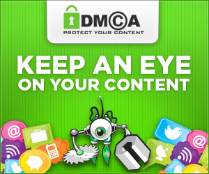 keep an eye on your content with dmca.com's protection program