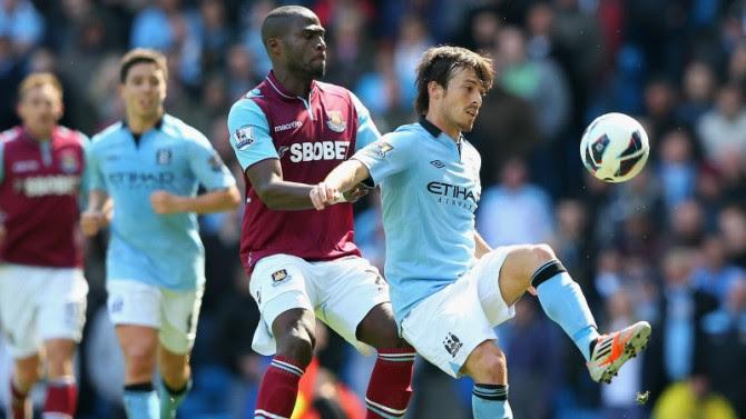 West Ham vs Manchester City 2-1 Match Highlights