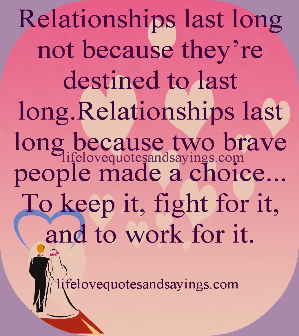 Quotes About Relations And Love 66 Quotes