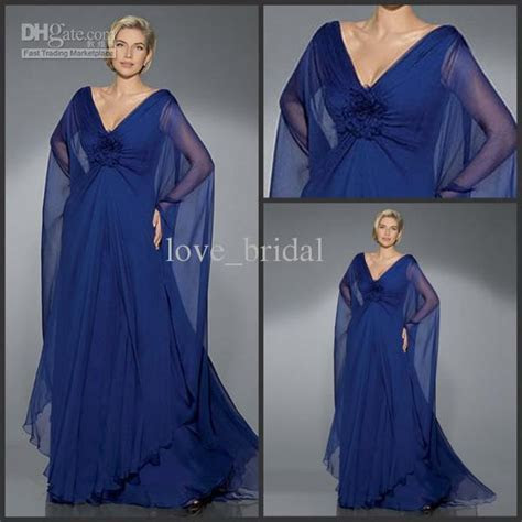 2013 Beach Mother Of The Bride Dresses A Line Royal Blue