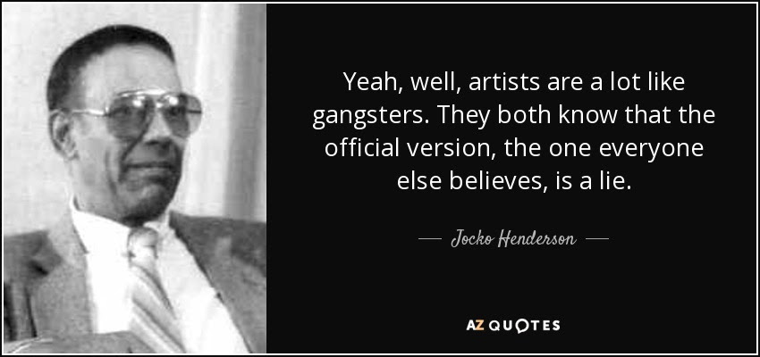 QUOTES BY JOCKO HENDERSON  AZ Quotes