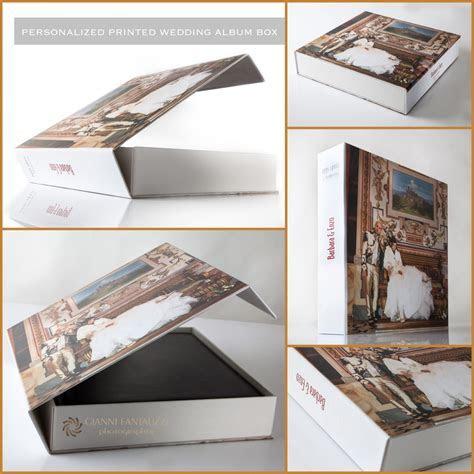 Printed Wedding album box   Wedding Photographer Italy
