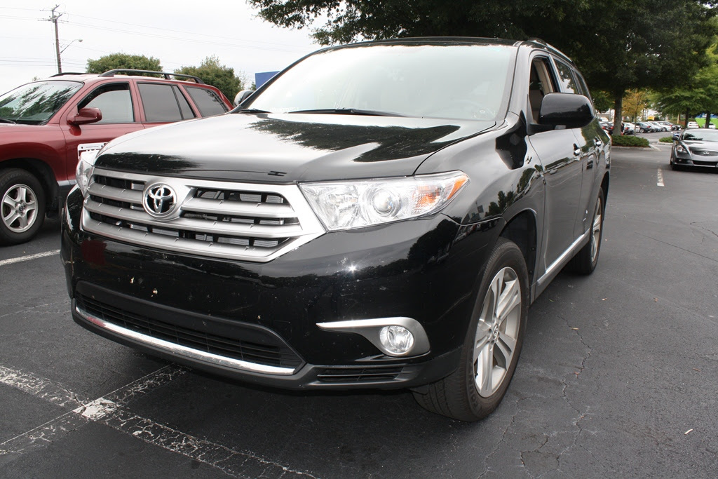 2012 Toyota Highlander Limited 4D Utility Diminished Value Auto4
