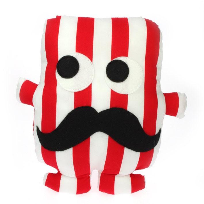 Moustache Harry