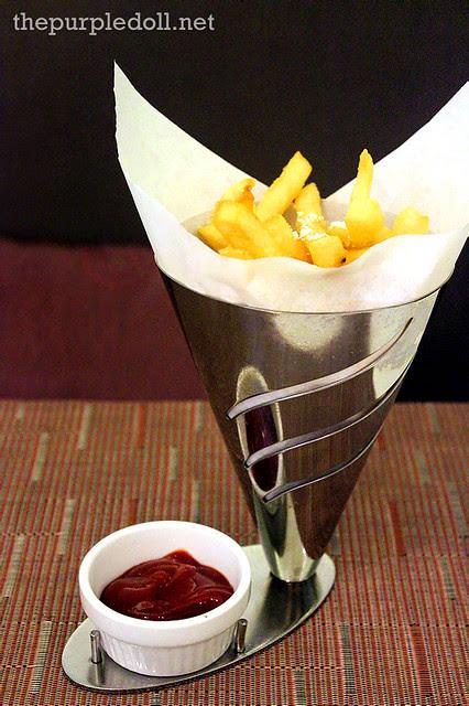 Truffle Fries (P180)