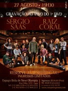 Raiz Coral irá gravar seu 1° DVD dia 27 de agosto
