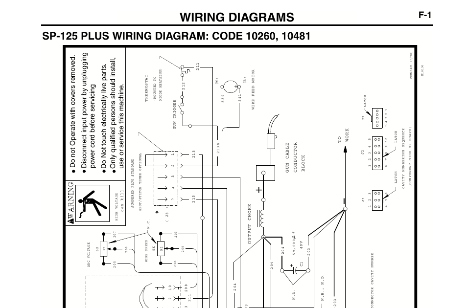 4091 Sp 125 Wiring Diagram