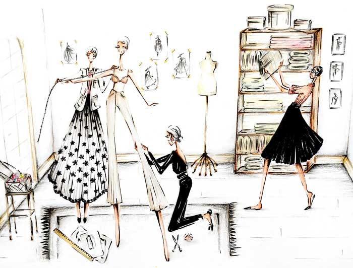 10 Weirdest jobs in fashion