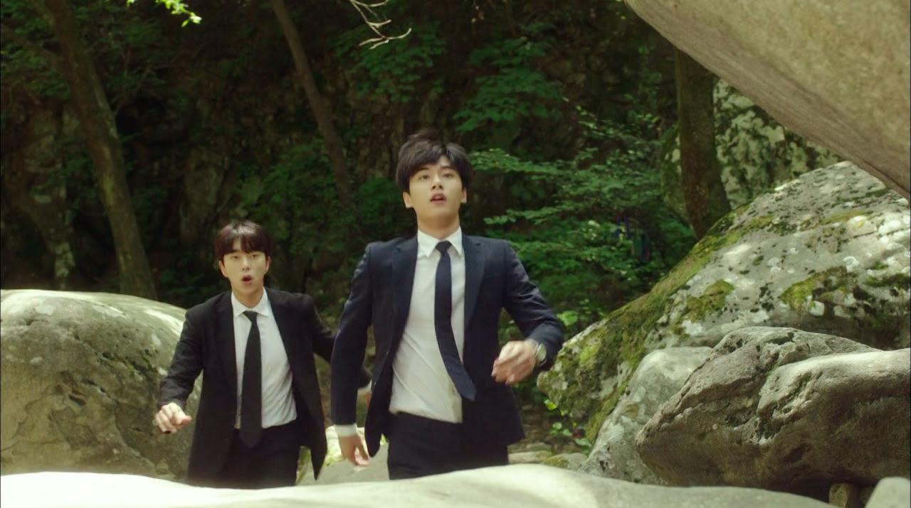 Korean Drama Mama Episode 1