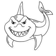 Dibujos Para Colorear Tiburon Tigre Eshellokidscom