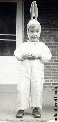 Mike Durrett, bunny.