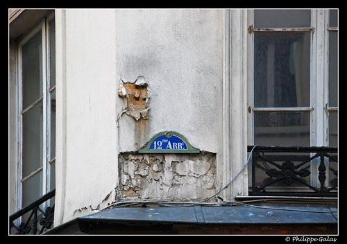 La rue sans nom - No-name street