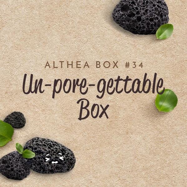 Hasil carian imej untuk review althea box un pore