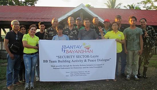 Leyte Bantay Bayanihan Forum