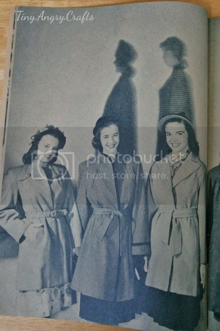 TinyAngryCrafts, Calling All Girls 1946