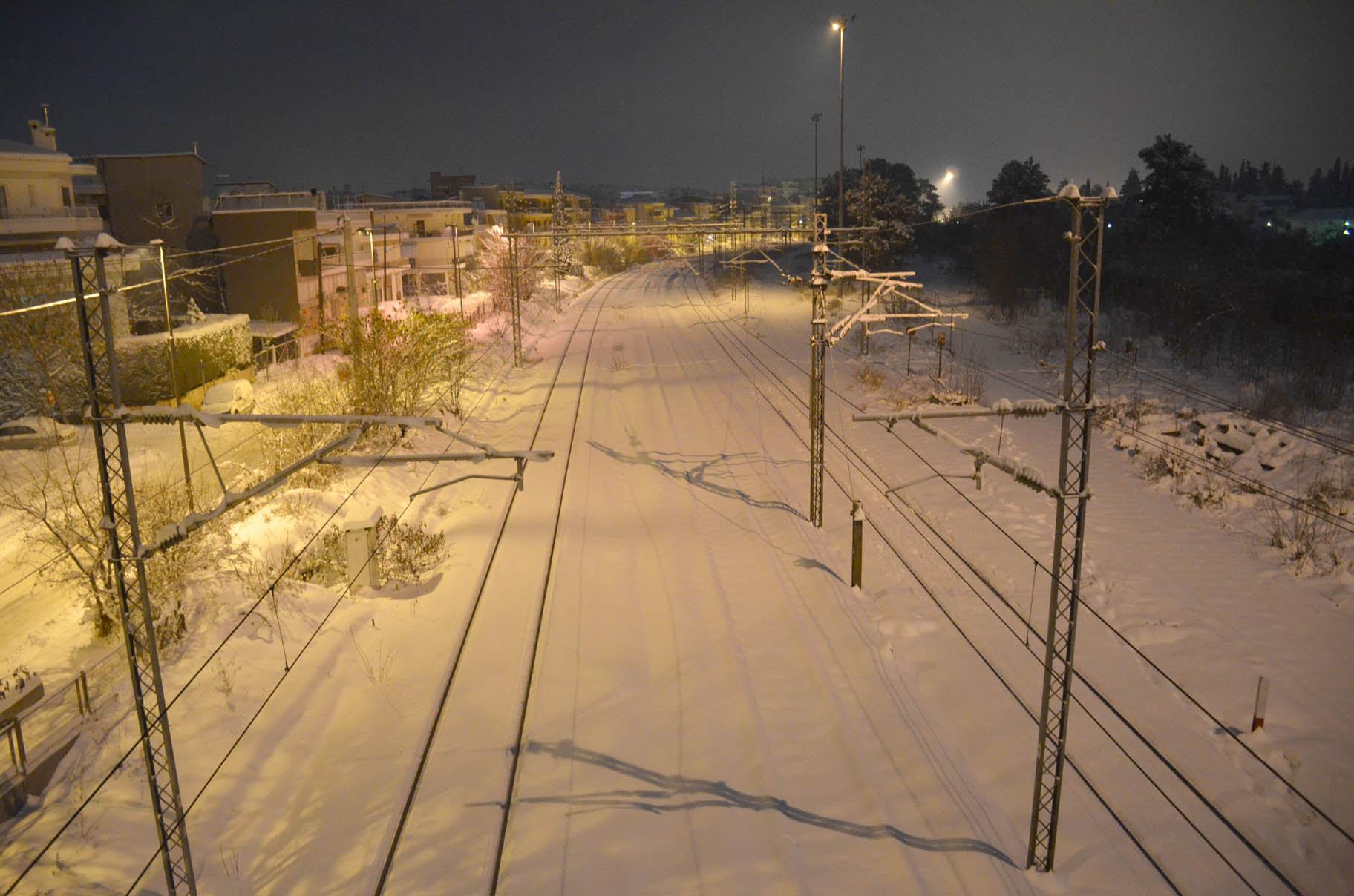 Λαρισα χιονι (11)