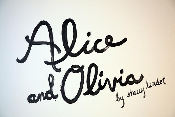 Alice And Olivia fall 2011 http://richgirllowlife.blogspot.com/