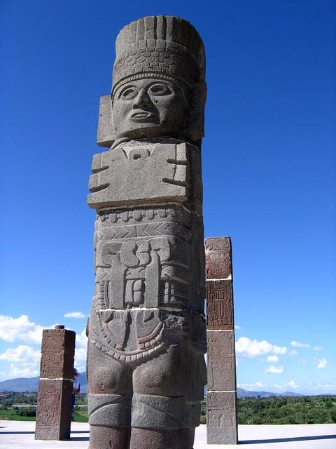 Atlante (Guerrero Tolteca)