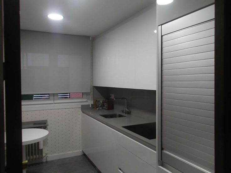 C mo decorar la casa persianas para muebles de cocina for Persiana mueble cocina ikea