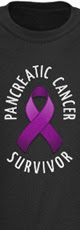 Pancreatic Cancer Survivor shirt