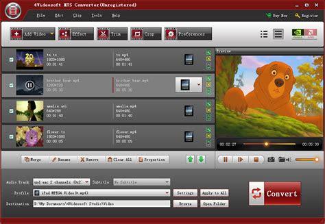mts converter mts video converter