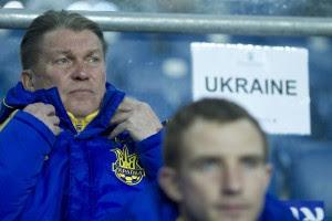 Блохин назвал первостепенную задачу своей команды на Евро-2012