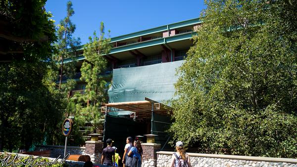 Disneyland Resort, Disney California Adventure, Grand Californian Hotel, Refurbishment, Refurb