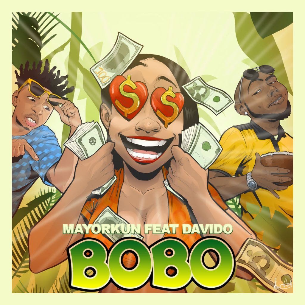 Mayorkun Bobo