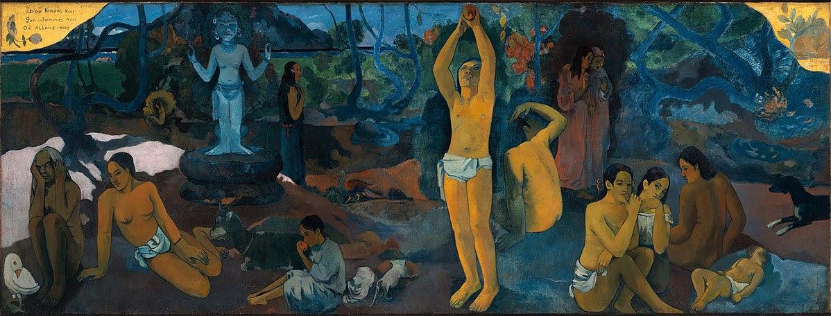 Paul Gauguin - D'ou venons-nous.jpg