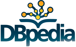 Logo of the DBpedia project