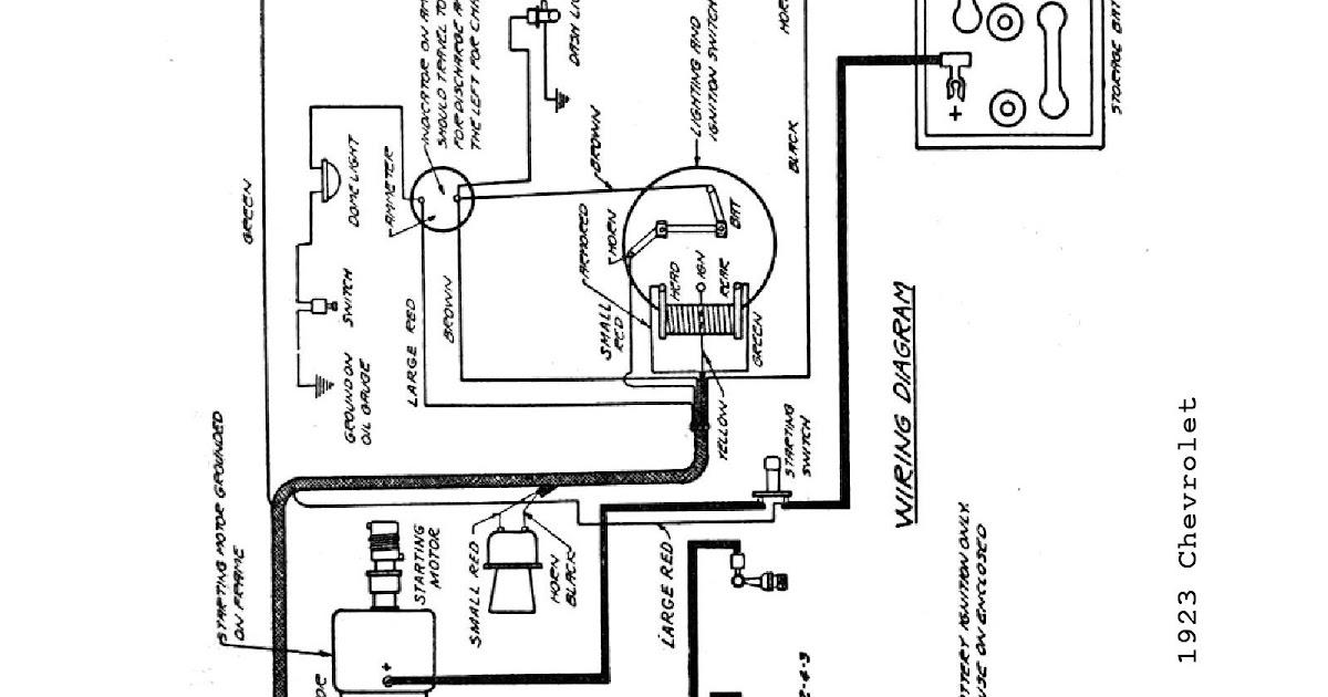 Wiring Manual Pdf  1933 Chevrolet Wiring Diagram