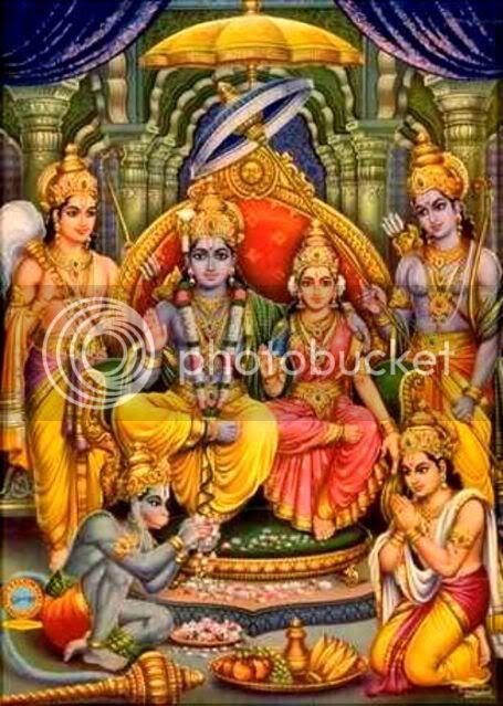 Significance of word Sri Rama