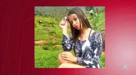 Letícia Rocha foi morta nesta quinta (Foto: Reprodução/TV Sudoeste)
