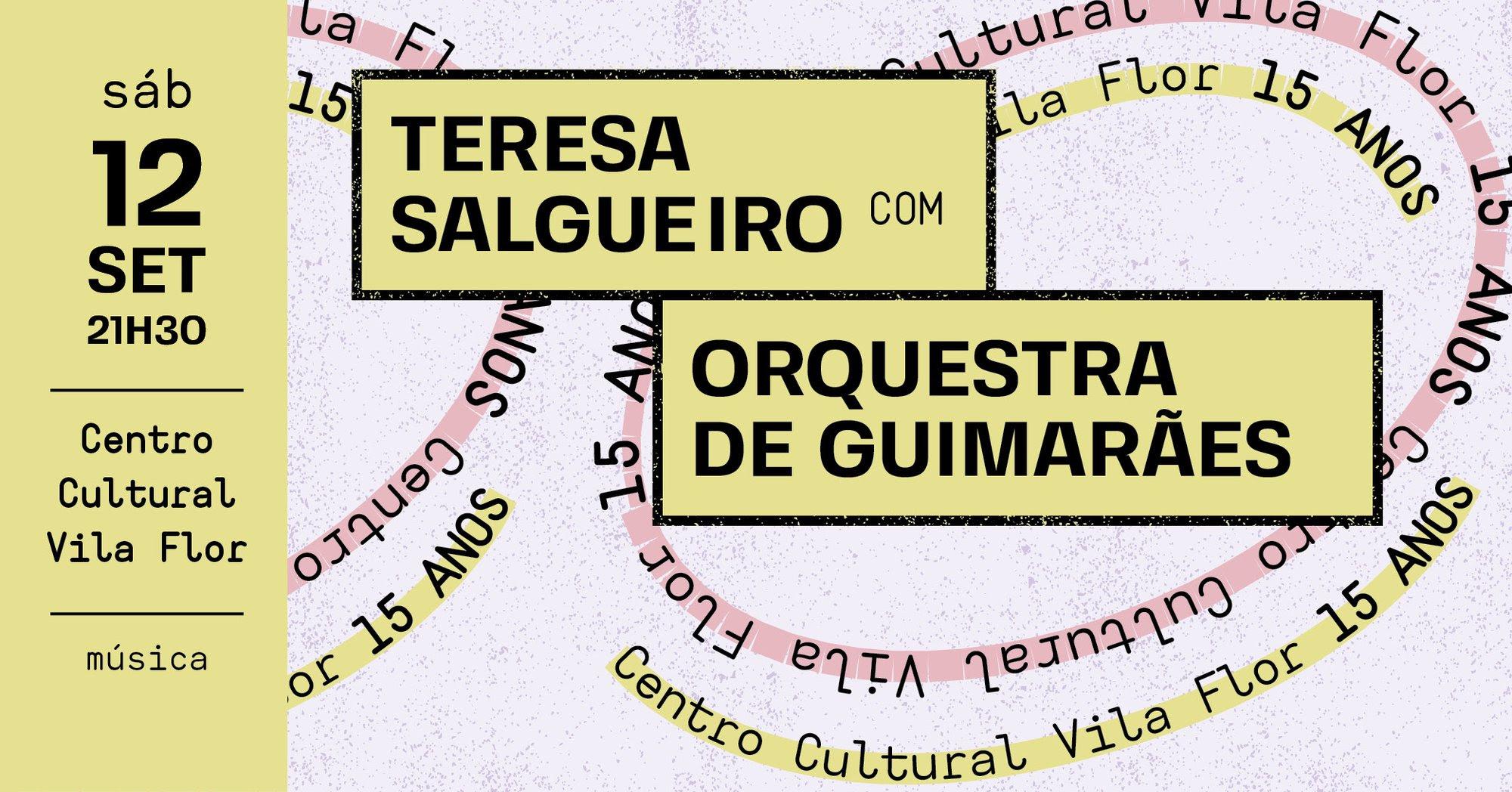 Teresa Salgueiro com Orquestra de Guimarães