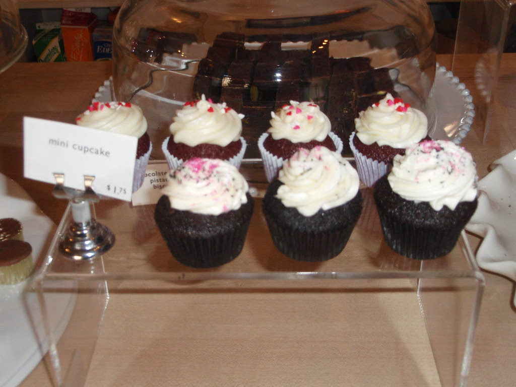 Mini cupcakes, How Sweet It Is