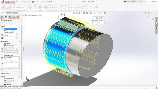 solidworks 2017 preview