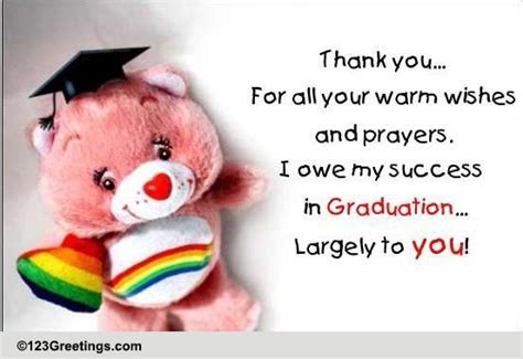Thank You For Your Warm Wishes. Free Thank You eCards