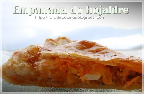 Empanada hojaldre TC