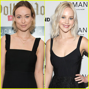 Olivia Wilde Responds to Jennifer Lawrence Reportedly Vomiting at Her Broadway Show
