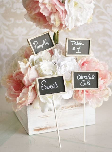 1000  images about Chalkboard Wedding Decorations on