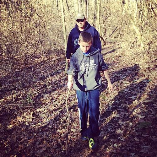 Family hike #hiking #family #littlewoods