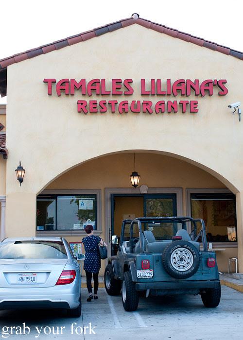 tamales lilianas restaurante mexican in east los angeles