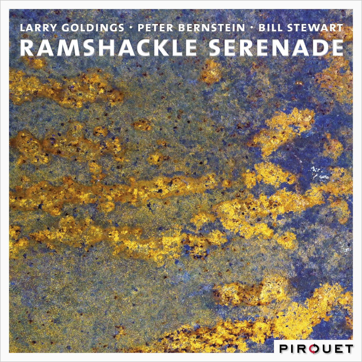 Larry Goldings - Ramshackle Serenade cover
