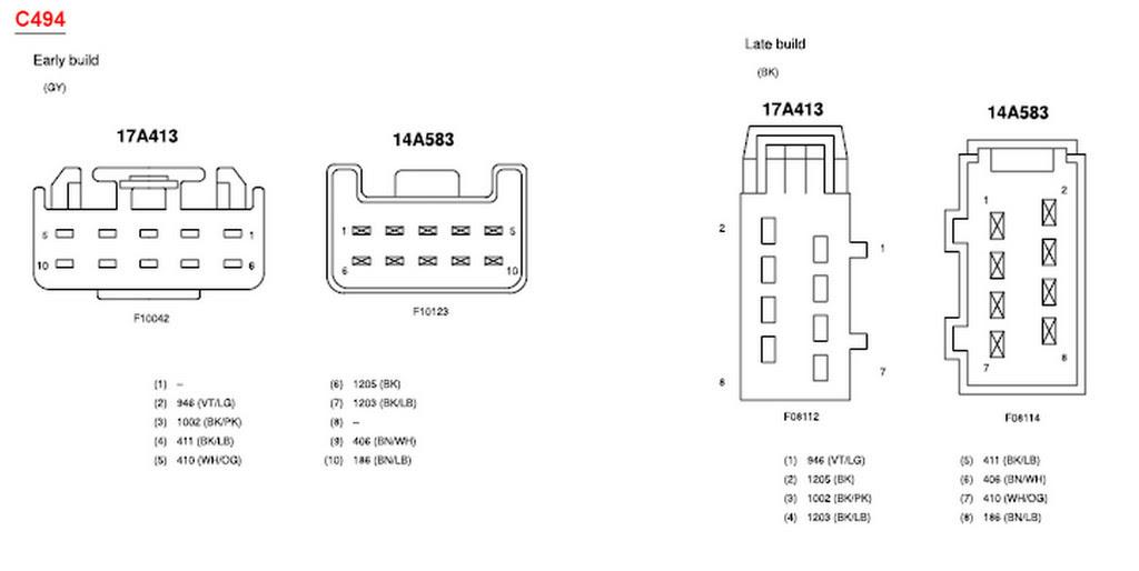 25 98 Ford Explorer Radio Wiring Diagram - Worksheet Cloud