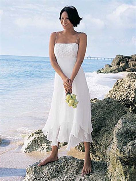 Casual Beach Wedding Dresses Ideas and Inspirations