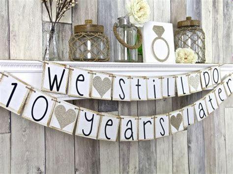 We Still Do Banner We Still Do Sign by WeddingBannerLove