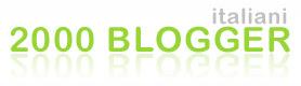 2000 blogger italiani