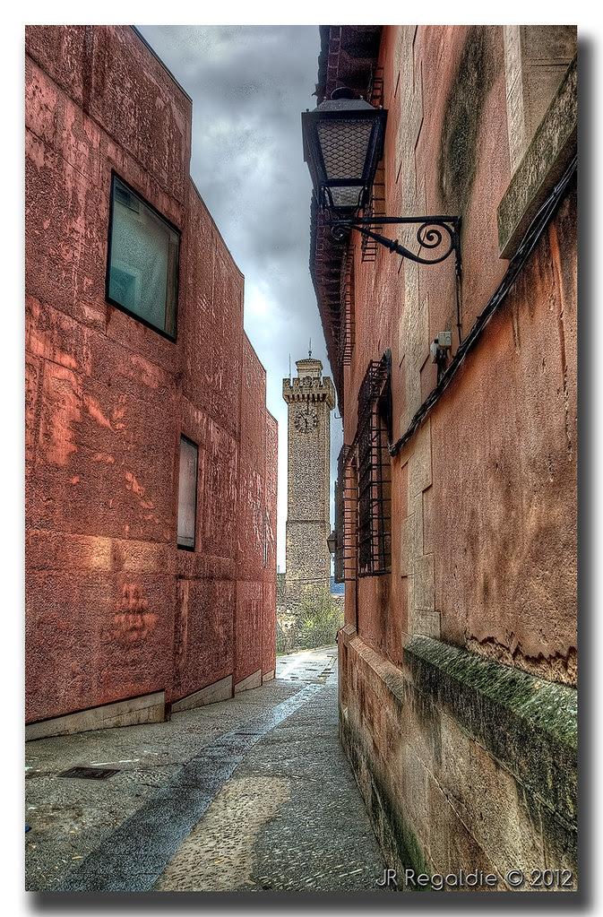 Torre al final by JR Regaldie Photo